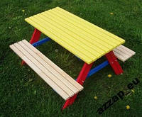 Детская садовая мебель