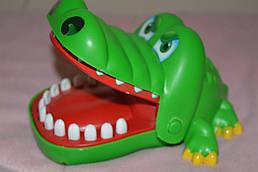 Дантист крокодил