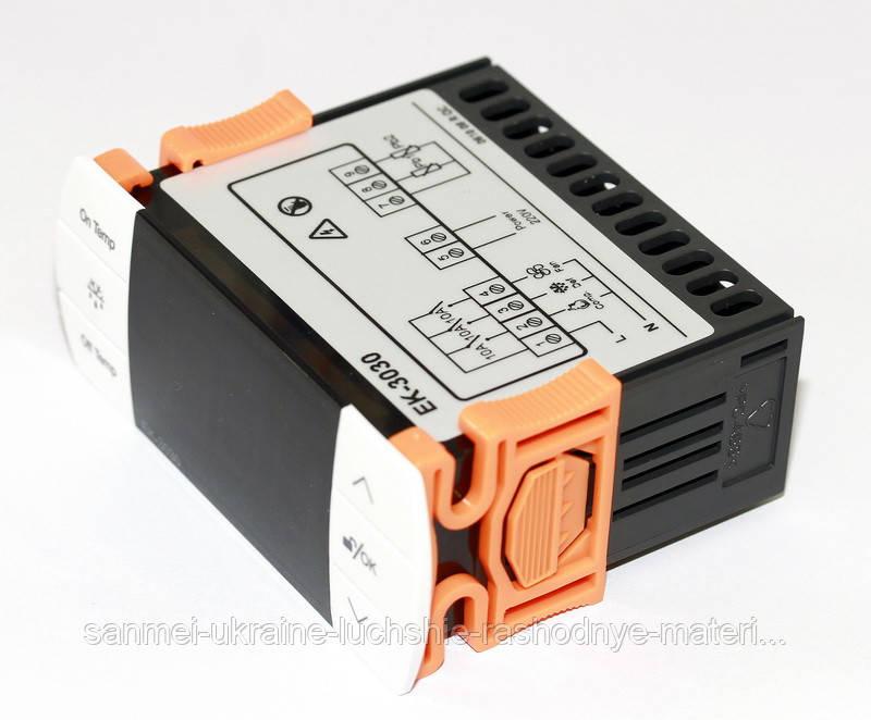 Контроллер EK-3030 Elitech (электронный блок управления, микропроцессор)
