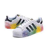 Кроссовки Adidas Superstar Pride PACK 36-40 рр.