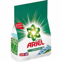Стиральный порошок Ariel Горный родник 1.5 кг