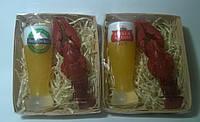 Мыльный набор Стакан пива и рак