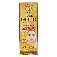 Коллагеновая сыворотка с био-золотом Darawadee /Darawadee pure golg brightening gel / 30 мл