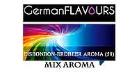 """Ароматизатор для жидкости """"Eisbonbon-Erdbeer Aroma (58)"""", ароматизатор German Flavours, Германия"""