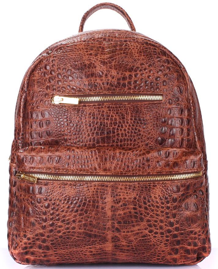95346a271ccc Женский рюкзак из экокожи POOLPARTY Mini 6 л — только качественная ...