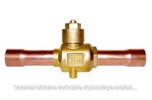 Шаровый вентиль BV 004 1/2 пайка