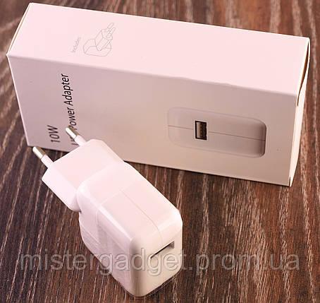 Зарядное устройство 10W 2.1A USB адаптер, фото 2