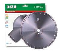 Сегментный алмазный диск  Distar 1A1RSS (C3-W) Green Concrete, Ø-350
