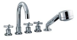 Смеситель для ванны KFA Symetric