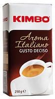 Кофе молотый Kimbo Aroma Italiano Gusto Deciso 250 г.