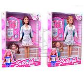 Кукла Доктор типа Барби с дочкой (66177)