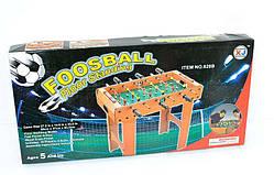 Футбол деревянный, на штангах (628 В)