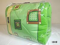 Одеяло зима синтепоновое 185х215 пл.300г/м2 поликоттон