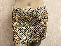 Женская юбка в паетках Glamorous 38р