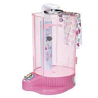 Автоматическая душевая кабинка для куклы BABY BORN - ВЕСЕЛОЕ КУПАНИЕ (с аксессуаром)***