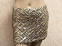 Женская юбка в паетках Glamorous 40р