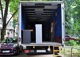 Перевезення (торгового) обладнання в Дніпрі та області