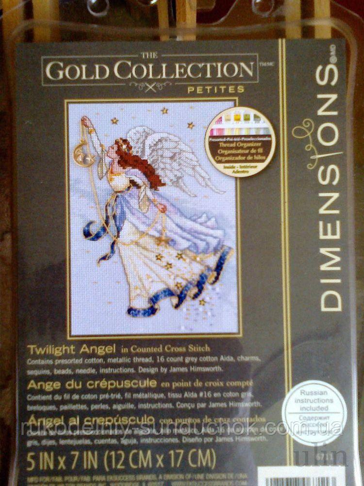 Набор для вышивания Dimensions 06711 Сумеречный ангел Twilight Angel