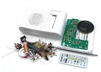 FM/AM стерео приемник. Набор для самостоятельной сборки. DIY kit