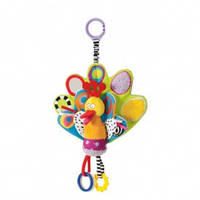 Развивающая игрушка-подвеска - ПАВЛИН от Taf Toys - под заказ - ОПТ