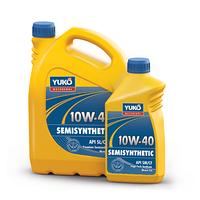 Моторное масло Yuko Semisynthetic 10w40 SL\CF