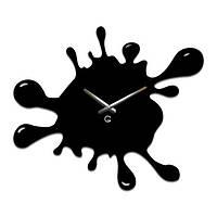 Часы Настенные Дизайнерские Клякса Blot