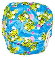 Трусики плавательные детские для бассейна для малышей до 2 лет