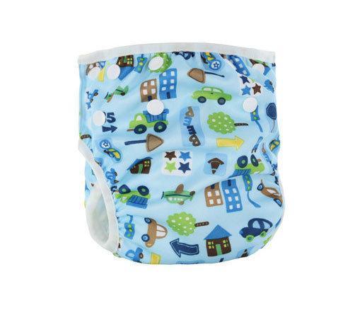Детские подгузник для плавания в бассейне для мальчика до 2-х лет, фото 1