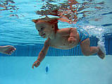 Детские подгузник для плавания в бассейне для мальчика до 2-х лет, фото 2
