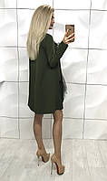Платье 373 Бренди ХАКИ