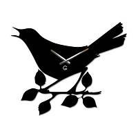 Часы Настенные Дизайнерские Птица Bird