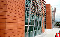 Вентилируемый фасад  терракота, фото 1