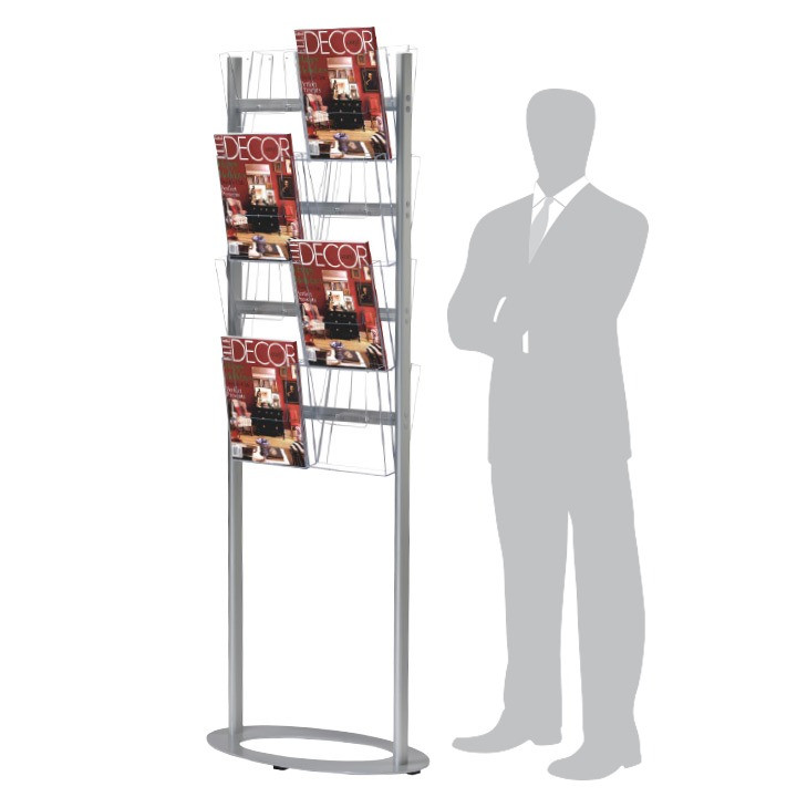 Стойка для брошюр Coctail Brochure Set
