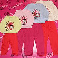 Пижама детская для девочки Сова интерлок