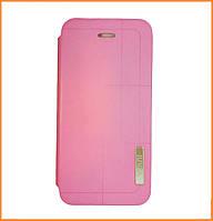 Чехол-книжка Vouni Style для IPhone 5/5s Pink