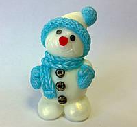 Мыло Снеговик с шарфиком