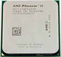 AMD Phenom II X6 1045T 2.7GHz AM3/AM3+ (630,635,640,645,945,1075,1090,1100)