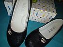 Детские школьные туфли бренда ВВТ для девочки Размеры 31- 34, фото 6
