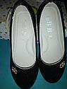 Детские школьные туфли бренда ВВТ для девочки Размеры 31- 34, фото 7