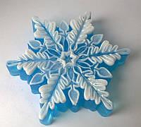 Мыло Снежинка 5