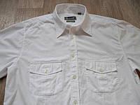 Школьная белая рубашка для мальчика *him* на РОСТ 164-170 см.
