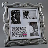 Фотоколлаж рамка для фотографий фоторамка Lily на 4 фото