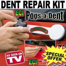 Инструмент Pops A Dent (Попса Дент), сам себе рихтовщик. Рихтовка вмятин без покраски, фото 2