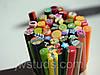 Фимо - штанги для оформления ногтей, микс  50 шт. (№ 1)