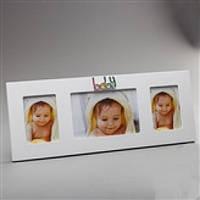 Фотоколлаж рамка для фотографий фоторамка Baby на 3 фото