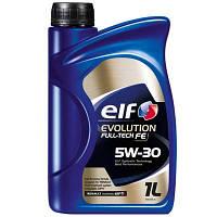 Моторное масло ELF 5w30 Evolution Full Tech FE 1л