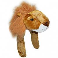 Шапка маска Лев