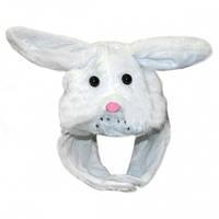 Шапка маска Заяц