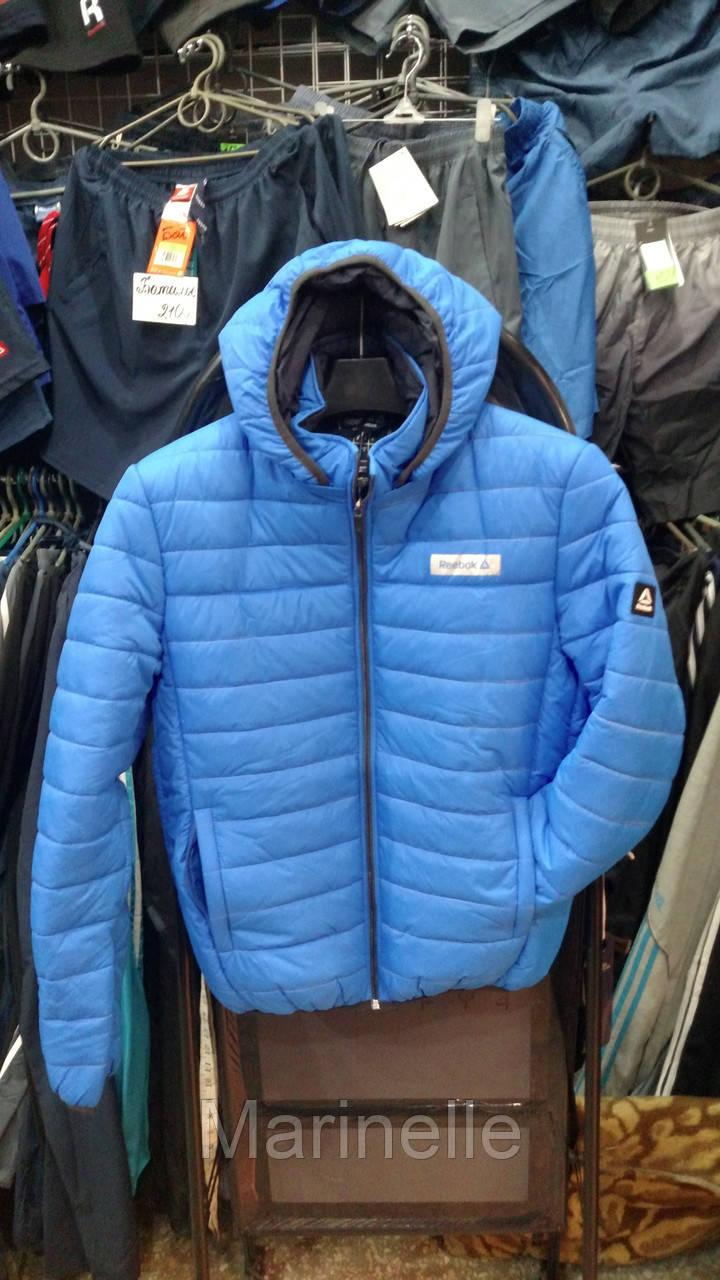 Мужская спортивная куртка Reebok копия, цена 710 грн., купить в ... 50809a06457