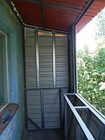 Балкон качественно под ключ Запорожье